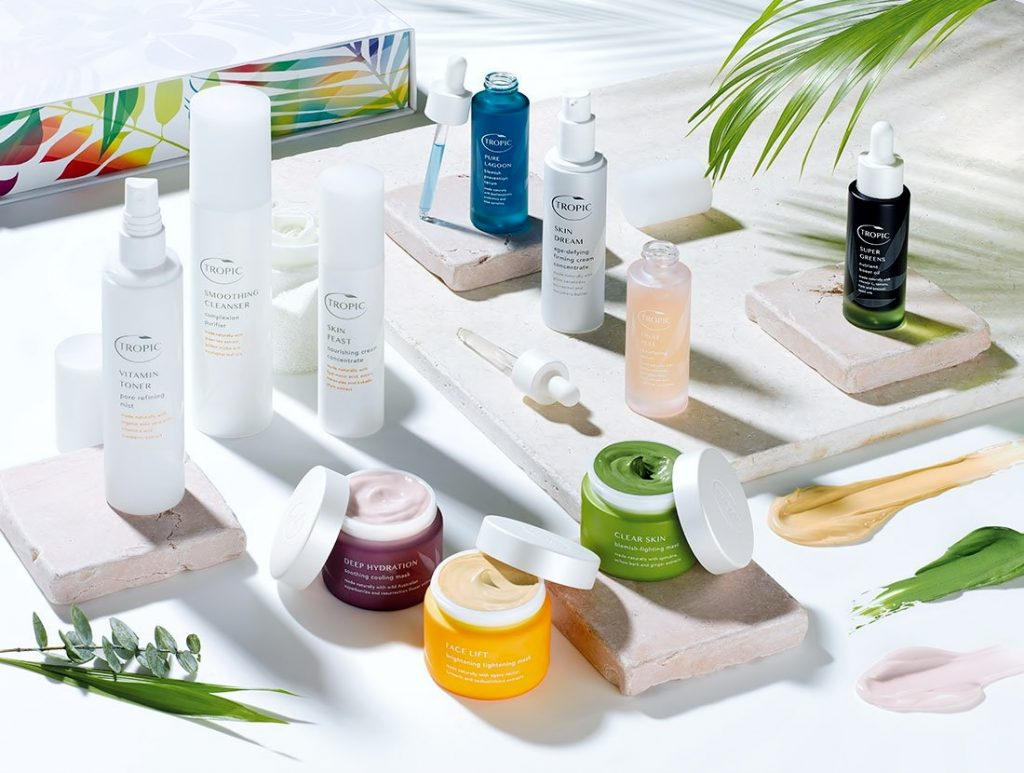 tropic-pamper-party-blandford-cosmetic-clinic
